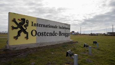 L'aéroport d'Ostende a accueilli 10% de passagers en plus en août