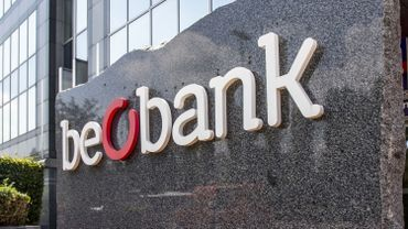 Une agence Beobank