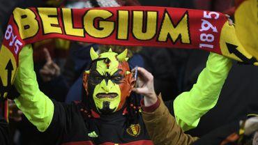 Les supporters des Diables de retour au stade