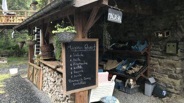 Chèvrerie du Moulin du Wez