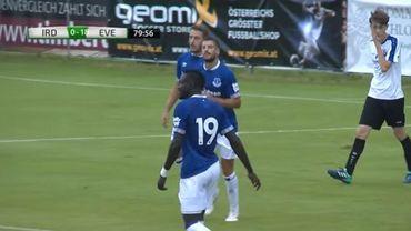 Pendant que les Diables régalent, Mirallas s'offre 5 buts avec Everton qui signe un improbable 22-0 en amical