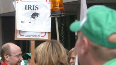 Bruxelles : les communes, CPAS et hôpitaux publics Iris en grève ce jeudi