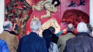 75.000 visiteurs ont franchi les portes de l'exposition