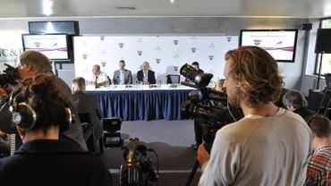 Les médias étaient venus en nombre lors de la conférence de presse organisée par la structure qatarie.