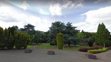 Le Parc Communal de Frameries est l'un des parcs publics dont l'accès sera interdit