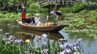 Un mariage traditionnel au Japon