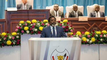 Kabila a indiqué avoir choisi l'ex-ministre de l'Intérieur Emmanuel Ramazani Shadary comme candidat à sa succession.