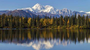 La plus haute montagne d'Amérique du Nord récupère son nom d'origine