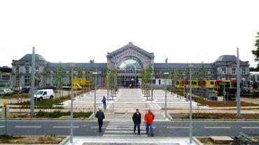 La gare de Charleroi rénovée