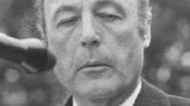 Le comte Clerdent, fondateur de l'Armée de Libération, administrateur de la radiodiffusion clandestine