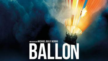 """L'affiche de """"Ballon"""""""