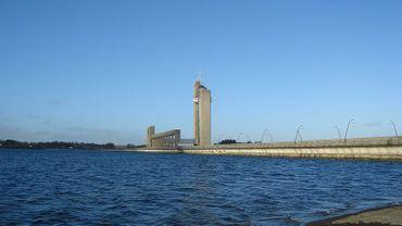 La centrale de la Plate Taille, mise en service en janvier 1981, consiste en une station de transfert d'énergie par pompage (STEP) qui fonctionne comme un accumulateur d'énergie.