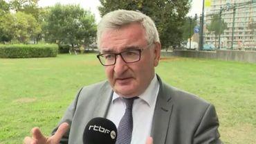 """René Collin: """"La peste porcine africaine est là, et elle est là pour longtemps!"""""""