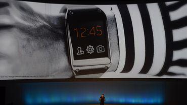 Samsung a présenté sa Galaxy Gear à l'IFA de Berlin cette semaine