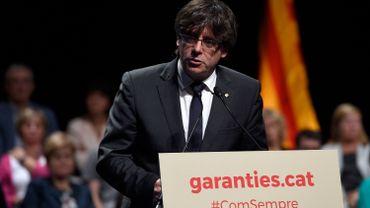 Visite surprise de Carles Puigdemont en Ecosse ce vendredi