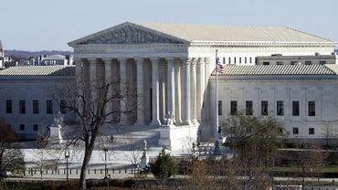 La Cour Suprême des Etats-Unis à Washington le 18 novembre 2014