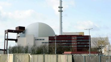 La centrale nucléaire de Brokdorf