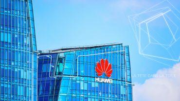 Siège de Huawei à Vilnius