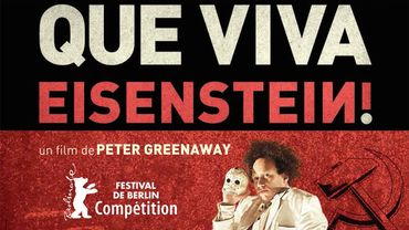 """Que viva Eisenstein!"", par Peter Greenaway"