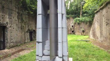 Une exposition d'art contemporain s'invite au fort d'Emines