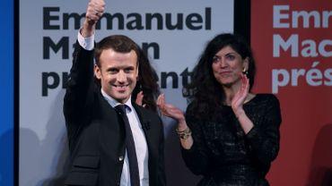 """Présidentielle en France: Macron a le """"souhait"""" d'une femme Premier ministre"""