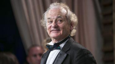 """L'acteur américain fera bien une apparition dans le troisième volet de """"SOS Fantômes"""", qui sortira en 2016"""