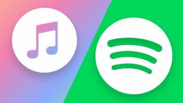 Apple Music passe pour la première fois devant Spotify aux États-Unis