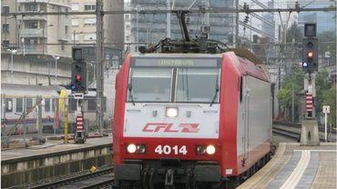 Problème d'homologation du matériel des chemins de fer luxembourgeois