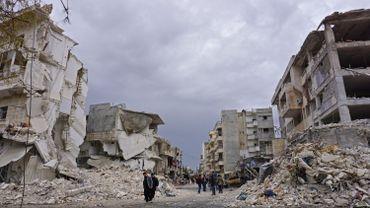 Conflit en Syrie: près de 6,2 milliards d'euros d'engagement internationaux pour la Syrie à Bruxelles