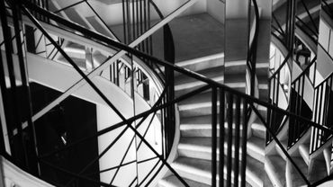 """Une photo extraite de l'exposition """"Second Floor"""", réalisée par Sam Taylor-Johnson"""