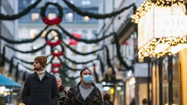 Le gouvernement suédois a présenté ce lundi un projet de loi le dotant temporairement de nouveaux pouvoirs pour lutter contre la pandémie de Covid-19 et dont il souhaite l'application dès janvier.