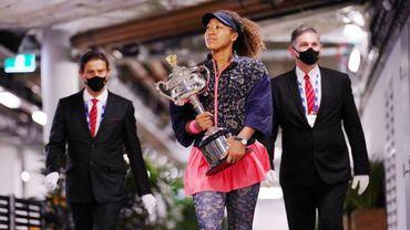 """100% Sport, """"Coup de sonde"""": Naomi Osaka peut-elle devenir la nouvelle reine du tennis féminin ?"""