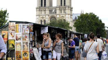 Les bouquinistes de Paris veulent être classés à l'Unesco