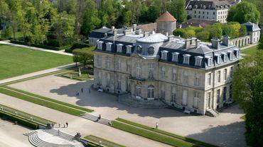 Le château de Champs-sur-Marne (Seine-et-Marne)