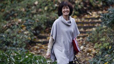 Laurette Onkelinx (PS) est nommée Vice-première ministre et ministre des Affaires sociales et de la Santé publique
