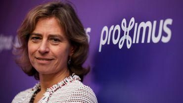 Dominique Leroy, PDG de Proximus.