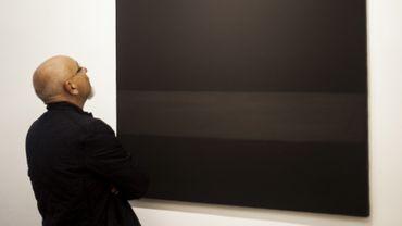 Marie Girard, la lumière du noir.