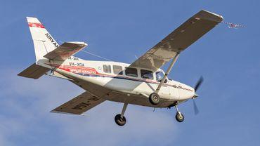 Un GippsAero GA8 Airvan (image d'archive)