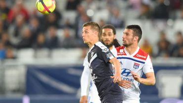 Lyon et Denayer gagnent à Bordeaux et consolident leur 3e place