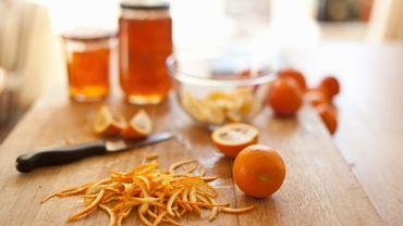 Recette de Candice: Confiture d'oranges express