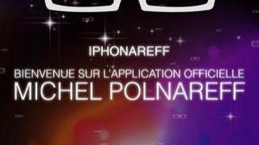 L'application Michel Polnareff est pour le moment disponible uniquement sous iOS