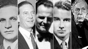 Les 5 de Cambridge, un réseau d'espionnage britannique à la solde des  sovietiques