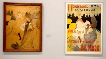 Vingt-sept ans après sa dernière rétrospective en France, Toulouse-Lautrec (1864-1901) est célébré au Grand Palais (jusqu'au 27 janvier).