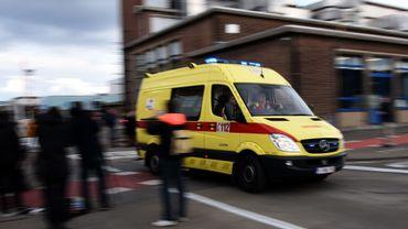 Les blessés ont été répartis dans toute la région bruxelloise mais également ailleurs dans le pays.