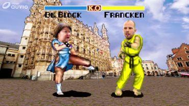 Politic fighter : duel sur fond de politique migratoire entre De Block et Francken en Brabant flamand