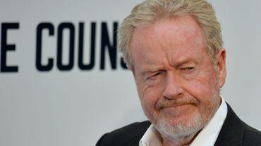 """Ridley Scott est en ce moment à l'affiche, à la réalisation de """"Cartel"""""""