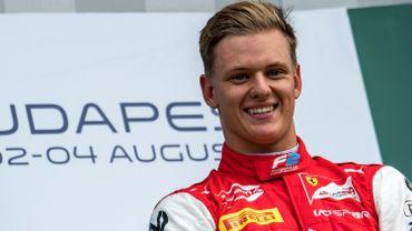 Mick Schumacher fera équipe avec le Russe Shwartzman en F2 l'an prochain