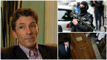 """Terrorisme: """"L'année va être épouvantable pour la France"""", selon le juge Marc Trévidic"""