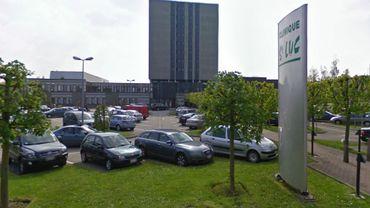 La clinique Saint-Luc, à Bouge.