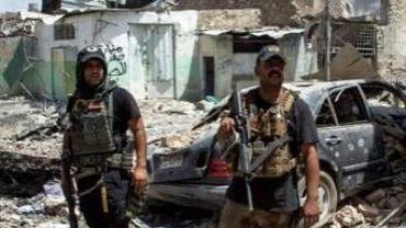 Une vidéo montre l'exécution d'un prisonnier par les forces irakiennes à Mossoul